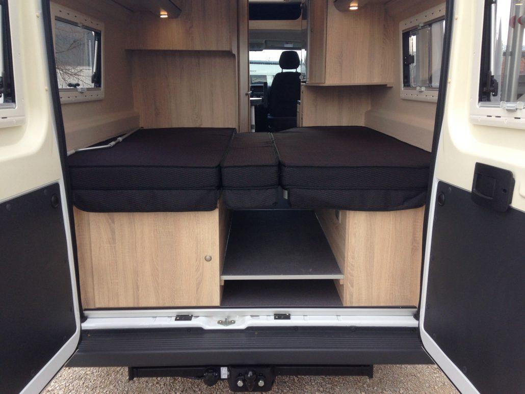 kastenwagen clever roomer 600 wohnmobile clever in stuttgart. Black Bedroom Furniture Sets. Home Design Ideas